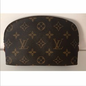 💯Authentic Louis Vuitton Cosmetic Pouch Bag
